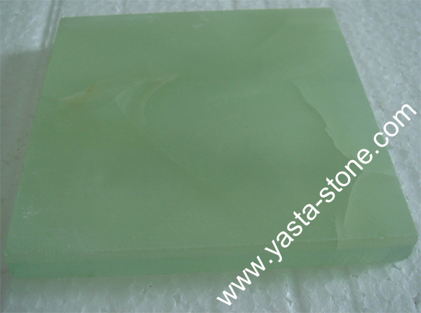 Green Marble Laminated