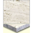 White Travertine Laminated