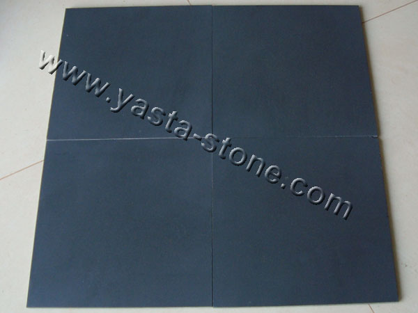Hainan Black Honed Tile