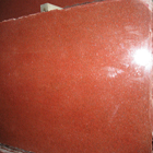 China Red Slabs