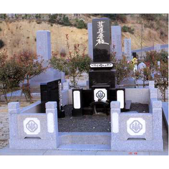 Japanese Tombstone