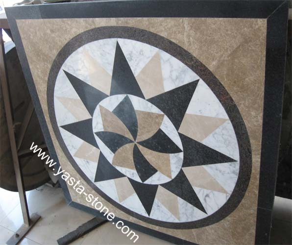 Granite Marble Pattern Tile