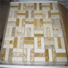 Rectangle Marble Mosaic
