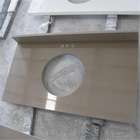 China Quartz Stone Vanity tops