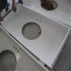 China Quartz Vanity Tops