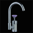 White Marble Bar Faucet