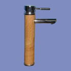 Woodteen Yellow Marble Faucet