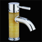 Yellow Onyx Faucet