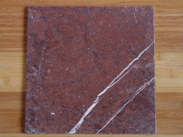 Wine Tumbled Tile