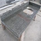 Chengde Green Vanity tops
